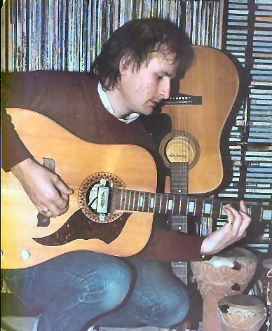 keith peters bass guitarist
