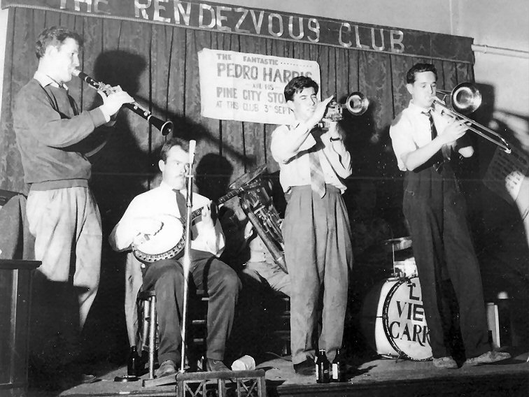 Vieux Carre Jazzband 60