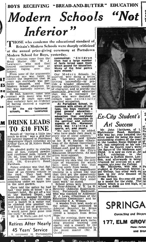 portsdown18-7-1950news2