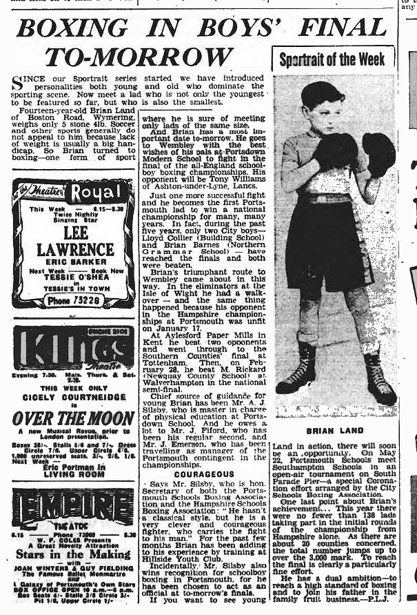 portsdown19-3-1953newsX