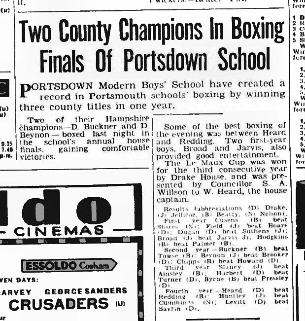portsdown22-1-1955news