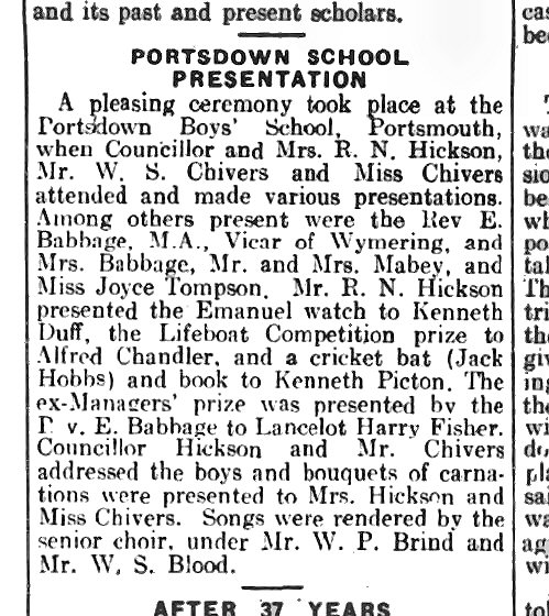 portsdown26-7-1935newsx